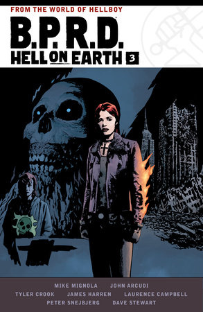 B.P.R.D. Hell on Earth Volume 3 by Mike Mignola and John Arcudi