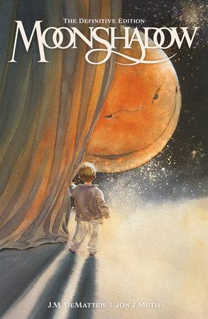 Moonshadow by J.M. Dematteis