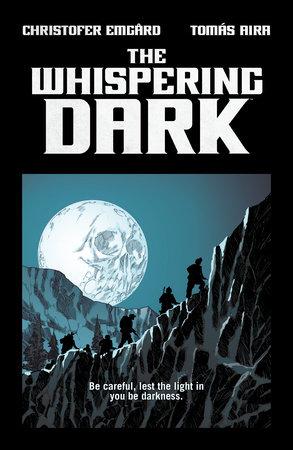 The Whispering Dark by Christofer Emgard