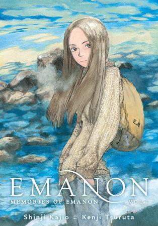 Emanon Volume 1 by Shinji Kajio