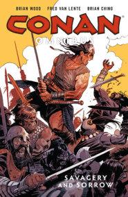 Conan Omnibus Volume 6