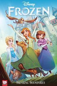 Disney Frozen: Breaking Boundaries (Graphic Novel)