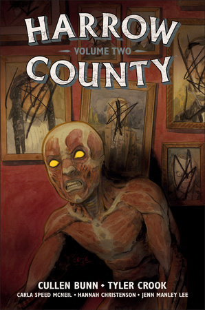 Harrow County Library Edition Volume 2 by Cullen Bunn