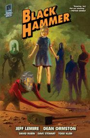 Black Hammer Library Edition Volume 1