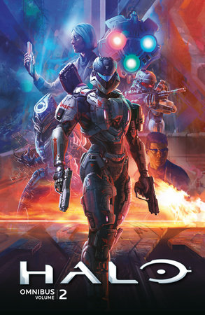 Halo Omnibus Volume 2 by Duffy Boudreau