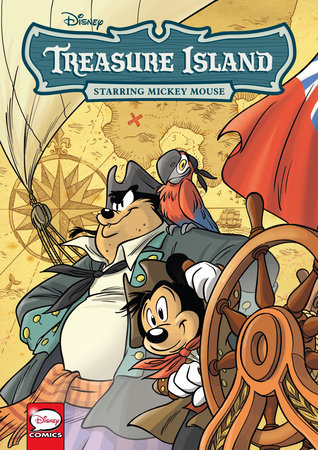 Disney Treasure Island, starring Mickey Mouse (Graphic Novel)