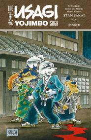 Usagi Yojimbo Saga Volume 8