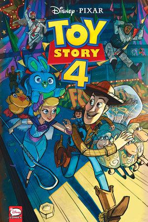 Disney·PIXAR Toy Story 4 (Graphic Novel) by Disney·Pixar
