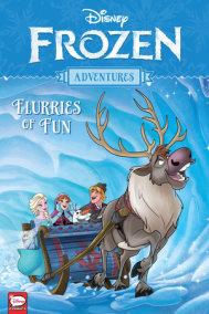 Disney Frozen Adventures: Flurries of Fun