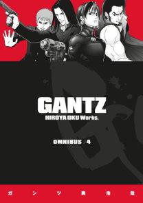 Gantz Omnibus Volume 4