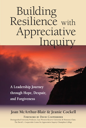 Building Resilience with Appreciative Inquiry  by Joan Mcarthur-Blair and Jeanie Cockell