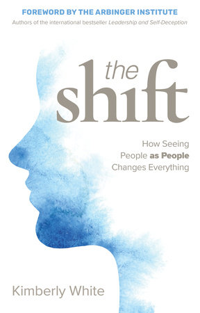 The Shift by Kimberly White