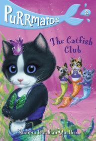 Purrmaids #2: The Catfish Club