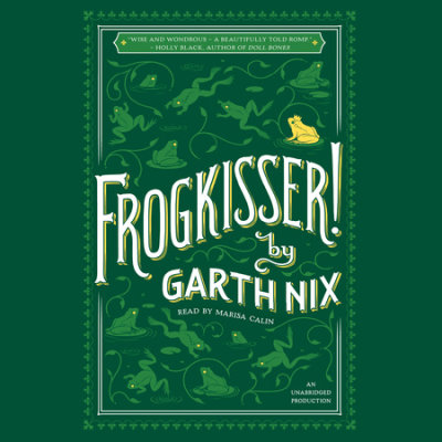 Frogkisser! cover