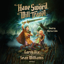 Have Sword, Will Travel Cover