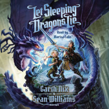 Let Sleeping Dragons Lie Cover