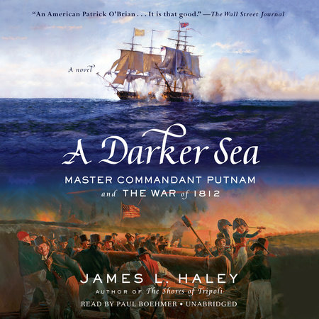 A Darker Sea by James L. Haley