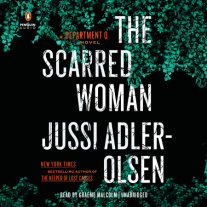 The Scarred Woman Cover