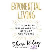 Exponential Living Cover