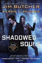 Shadowed Souls Cover