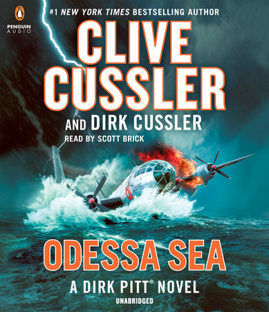Odessa Sea cover