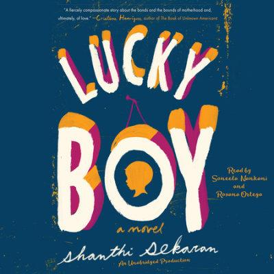 Lucky Boy cover