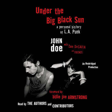 Under the Big Black Sun Book Cover Picture
