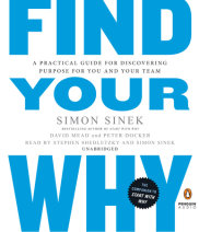 Find Your Why Cover