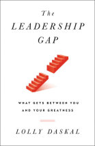 The Leadership Gap Cover
