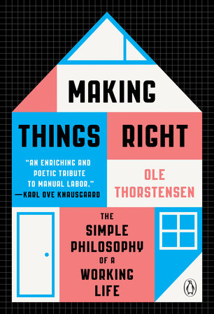 Making Things Right by Ole Thorstensen