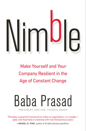 Nimble by Baba Prasad