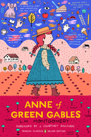 Anne of Green Gables by L. M. Montgomery
