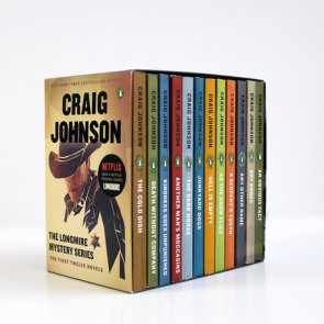 The Longmire Mystery Series Boxed Set Volumes 1-12