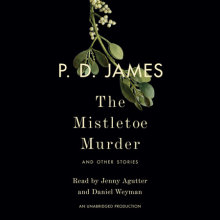 The Mistletoe Murder Cover