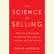 The Science of Selling Cover