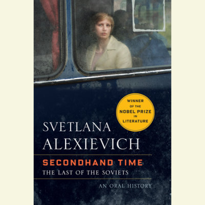 Secondhand Time cover