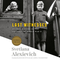 Last Witnesses Cover
