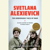 The Unwomanly Face of War Cover