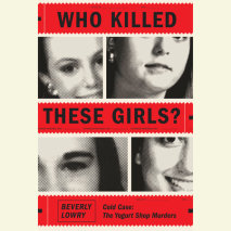 Who Killed These Girls? Cover