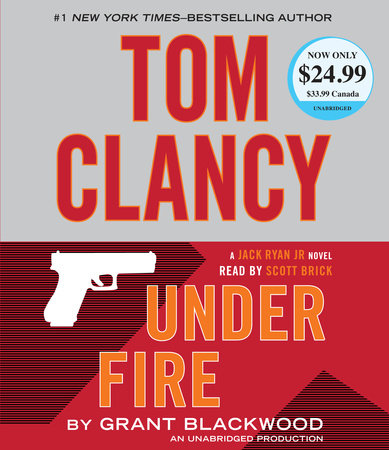 Tom Clancy Under Fire by Grant Blackwood