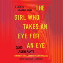 The Girl Who Takes an Eye for an Eye Cover