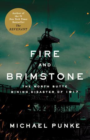 Fire and Brimstone cover
