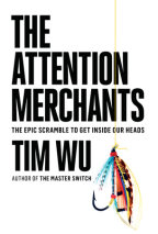 The Attention Merchants Cover