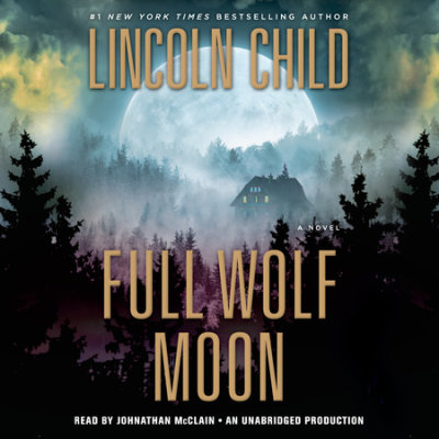 Full Wolf Moon cover