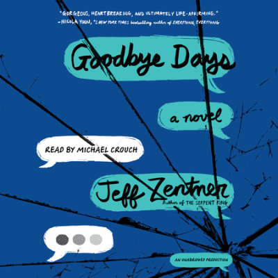Goodbye Days cover