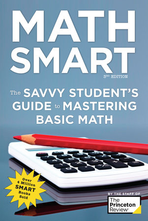 Math Smart, 3rd Edition by Princeton Review