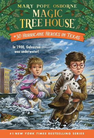 Hurricane Heroes In Texas By Mary Pope Osborne 9781524713157 Penguinrandomhouse Com Books