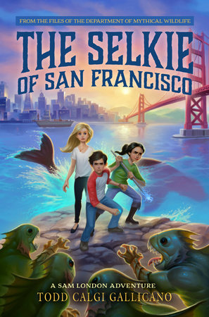 The Selkie of San Francisco by Todd Calgi Gallicano