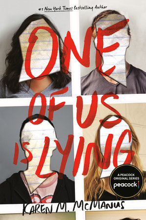 One of Us Is Lying Book Cover Picture
