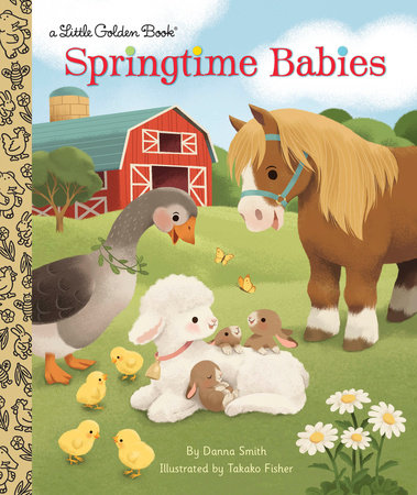Springtime Babies by Danna Smith